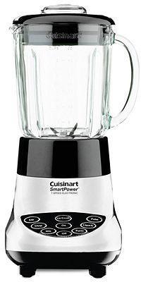 Cuisinart SPB-7CH Blender, 7-Speed Smartpower Chrome Finish