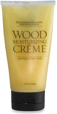 Chef's Planet 5-Ounce Wood Moisturizing Cream