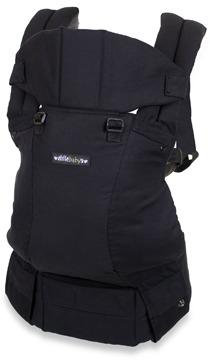 Lillebaby Black Nordic Baby Carrier