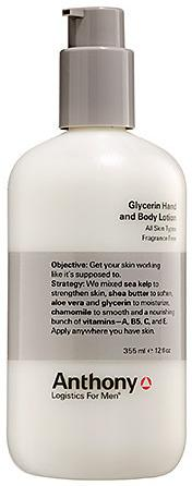 Glycerin Hand & Body Lotion