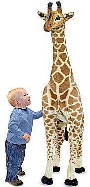 Melissa & Doug® Plush Giraffe