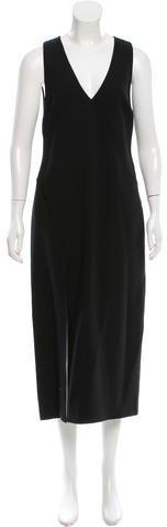 Wes Gordon Sheath Midi Dress