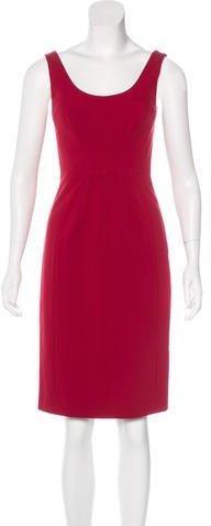 Diane von Furstenberg Geovanna Sheath Dress