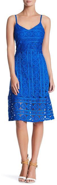 plenty by TRACY REESE Lace Midi Dress