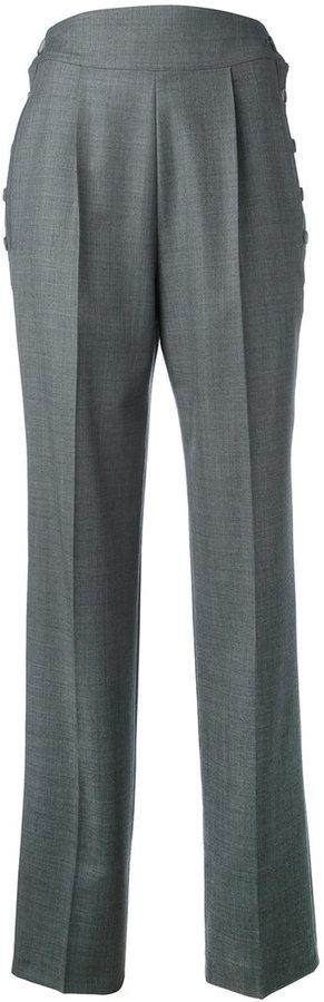 Christopher Kane highwaisted wool trousers