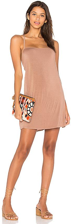 NYTT Tank Dress in Blush. - size L (also in M,S,XS)