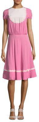 Peony Knee-Length Dress