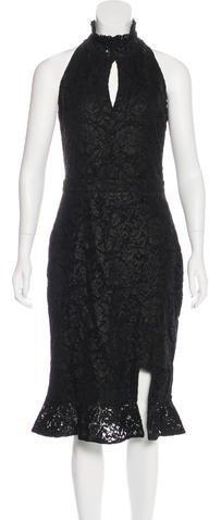 Altuzarra Lace Midi Dress