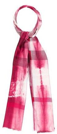 Burberry Printed Long Scarf