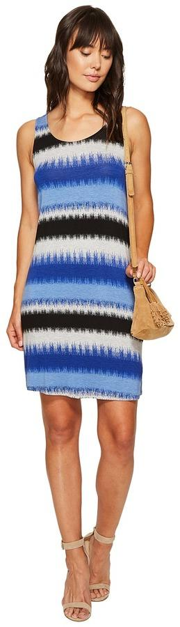 kensie Burst Stripes Dress KS6K9569