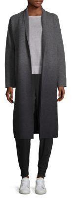 Eileen Fisher Long Sleeve Wool Kimono