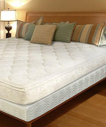 Pillow top Innerspring 11 inch Full size Mattress in a box