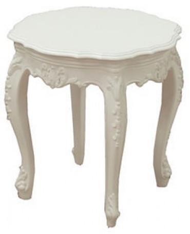 Tuileries Side Table White Trendylog