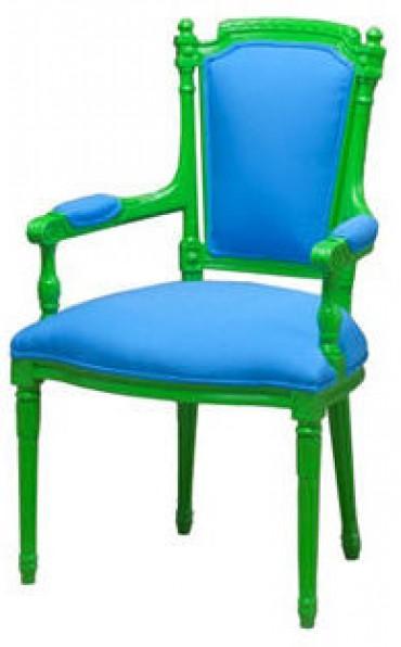 Belvedere Armchair Green Trendylog