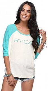 RVCA Big Stamp Raglan T-Shirt