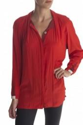 VPL Flex Blouse Red