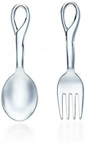 PadovaTM Fork and Spoon Baby Set