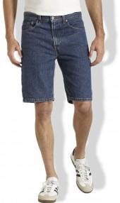 Levi's 505 regular denim shorts - men