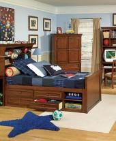 American Spirit Kids Furniture, Underbed Storage Unit