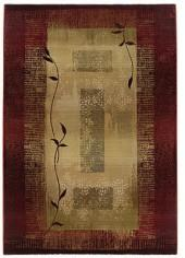 "Sphinx by Oriental Weavers Area Rug, Generations 544X Shadow Vine 2'3"" x 4'5"""