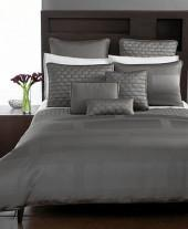 "Hotel Collection ""Frame"" Duvet Cover, Queen"