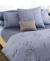 "Calvin Klein ""Bamboo Flower"" King Duvet Cover"