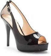 GUESS Women's Hondo Peep-Toe Pumps