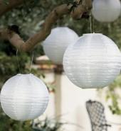 Solar Shoji Lanterns (3)