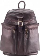 Clava Zip-Top Backpack