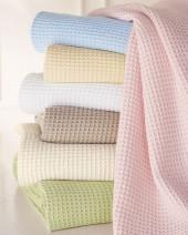 SFERRA Waffleweave Blankets
