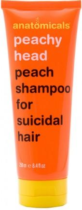 Anatomicals Peachy Head Shampoo 250ml