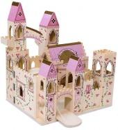 Melissa and Doug Melissa & Doug Folding Princess Castle
