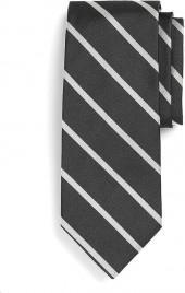 Extra-Long BB#3 Repp Tie