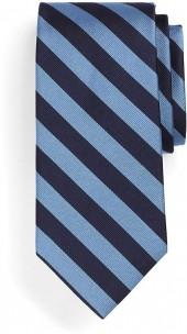 Extra-Long BB#4 Repp Tie