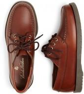 Lace-Up Moccasin Shoes