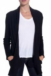 HELMUT Cardigan Black