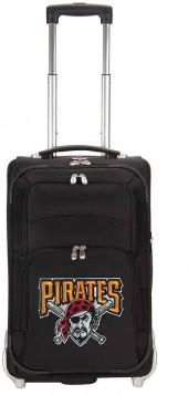 Pittsburgh pirates luggage, 21-in. wheeled carry-on