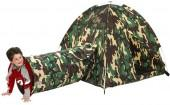 Pacific play tents ® command hq tent & tunnel combo