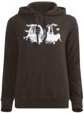 DC Shoes Citizen Hoodie Sweatshirt (For Women)