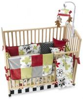 McKenzie Crib Bedding and Accessories by Glenna Jean