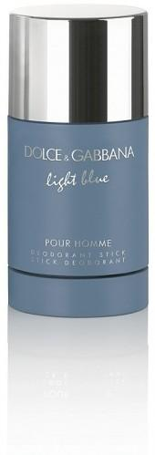 Dolce&Gabbana Light Blue Pour Homme Deodorant Stick