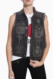 CITIZENS OF HUMANITY Hesher Denim Vest Hard