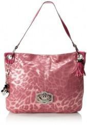 KATHY Van Zeeland Crown Royale Shoulder Bag