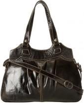 Patricia Nash - Napoli (Black Patent) - Bags and Luggage