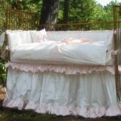 Lulla Smith Pretty Baby Crib Bedding