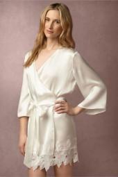 Brixton Silk Robe
