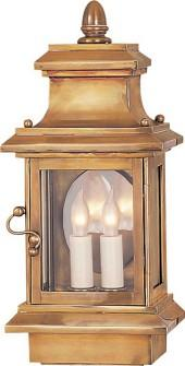 E.F. Chapman SMALL CLUB DOOR LANTERN