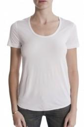 Rag & Bone Leon TShirt Blouse White