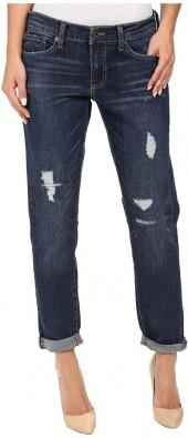 Lucky Brand Sienna Slim Boyfriend in Windward