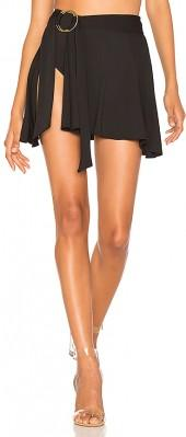 h:ours Ramsey Skirt in Black